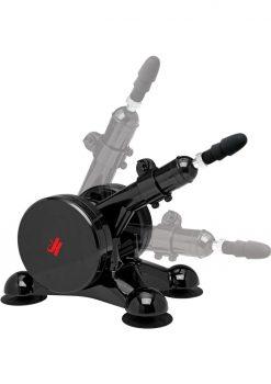 Kink Fucking Machines Power Banger With Vac U Lock Compatible Plug Black 16 Inch