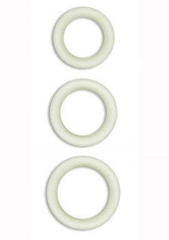 Firefly Halo Silicone Cock Ring Clear Large