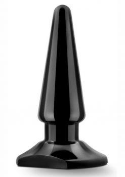 Performance Beginner Butt Plug Butt Plug Black 4 Inch