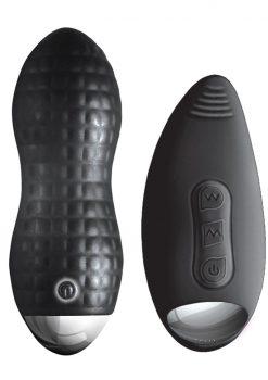 Intense Dual Vibe Kit # 3 USB Rechargeable Silicone 10X Vibrators Waterproof Black