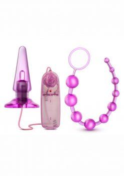 Quickie Kit Pink Anal Kit