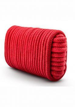 Temptasia Bondage Rope Cotton Black 32 Feet