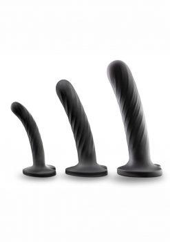 Temptasia Twist Kit Set Of 3 Anal Harness Accessory