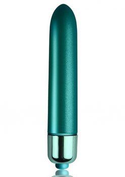 Touch Of Velvet Peacock Petals Vibrator Multispeed Waterproof