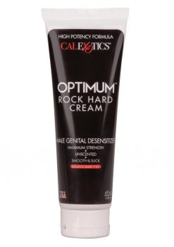 Optimum Rock Hard Desensitizing Cream 4 Ounces