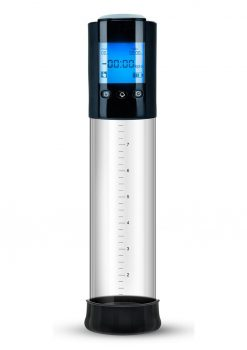 Performance VX10 Smart Pump Rechargeable Digital Display Clear