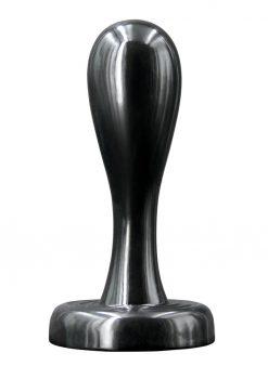 Renegade Bowler Plug Silicone Medium Anal Plug Black