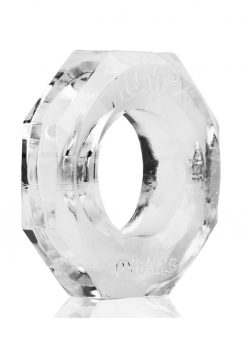 Humpx Cockring Silicone Clear