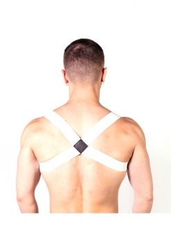 Prowler Red Sports Harness White L/xl