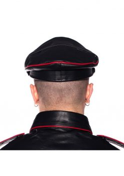 Prowler Red Military Cap Black/Red Small 55 Centimeters