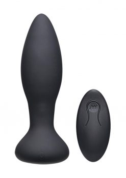 A-play Thrust Experi Plug W/remote Blk