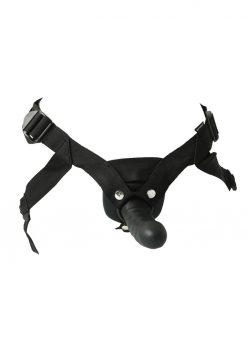 Everlaster Stud Strap On Adjustable Black