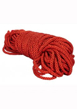 Scandal Bdsm Rope 30m Red