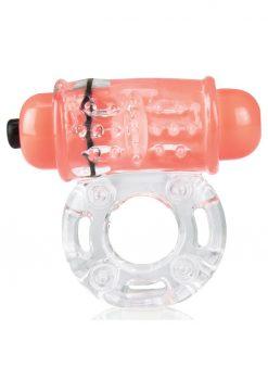 ColorPop O Wow Vibrating Ring - Orange