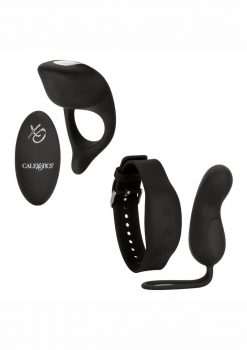 Silicone Remote Foreplay Set