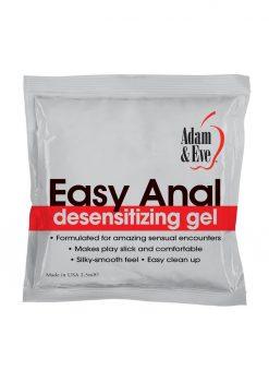 Aande Easy Anal Foil Pack 144pc Tub