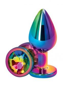 Rear Assets Multicolor Med Rainbow