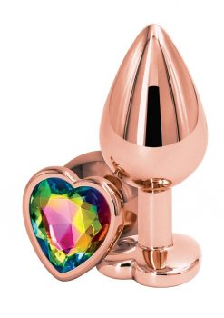 Rear Assets Rose Gold Heart Med Rainb