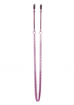 Ouch! Pincette Nipple Clamps - Pink