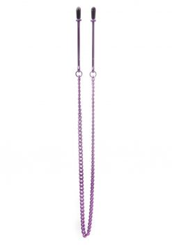 Ouch! Pincette Nipple Clamps - Purple