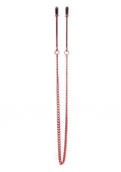 Ouch! Pincette Nipple Clamps - Red