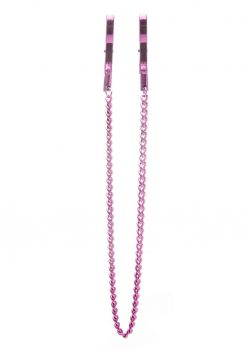 Ouch! Pincers Nipple Clamps - Pink