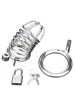 Deluxe Chastity Cage