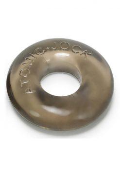Oxballs Atomic Jock Do-Nut-2 Fatty Cock Ring - Smoke