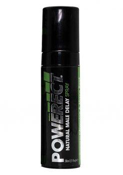 Powerect Natural Delay Spray 30ml