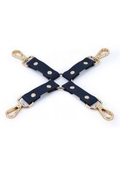 Bondage Couture Hog Tie - Blue
