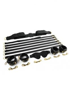 Under the Bed Restraint Set - Special Edition - Black/Gold